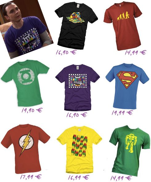 79457690cb Dr. Sheldon Cooper Shirts | Big Bang Theory | Sheldon cooper shirts ...