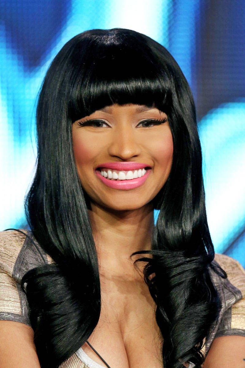 Nicki Minaj Black Bob ...