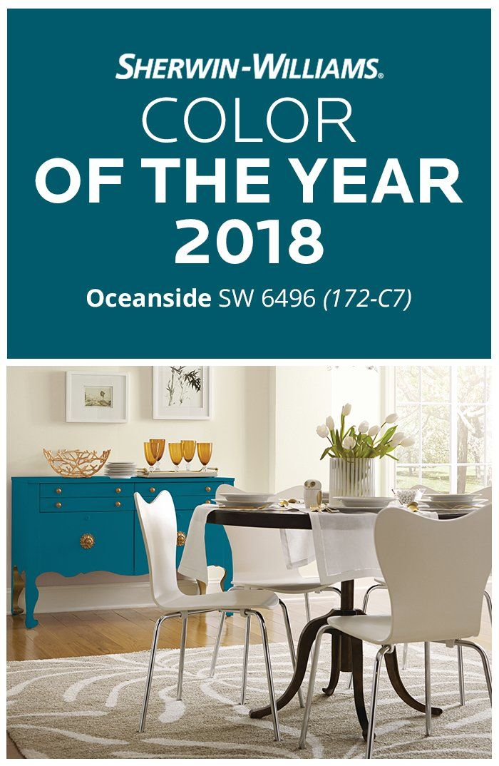 Introducing The 2018 Color Of Year