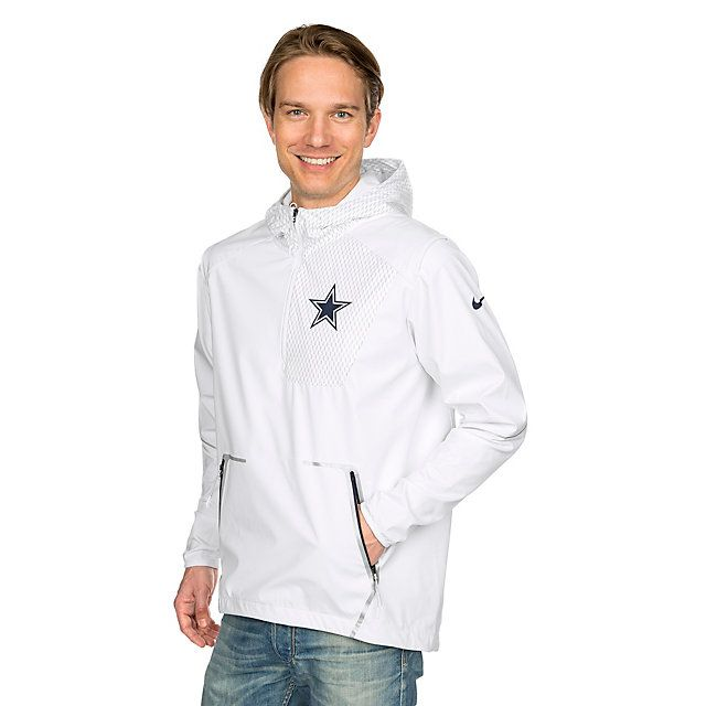 watch 39cb2 1fe13 Dallas Cowboys Nike Alpha Fly Rush Jacket | dallas cowboys ...