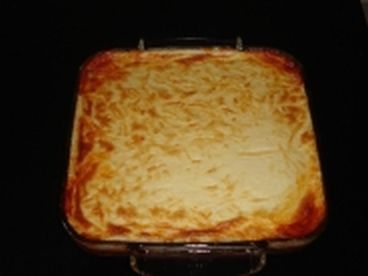 Authentic Greek Recipes: Greek Vegetarian Moussaka