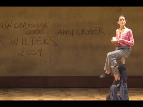 DV8 Physical Theatre | Can We Talk About This? : Ann Cryer - YouTube