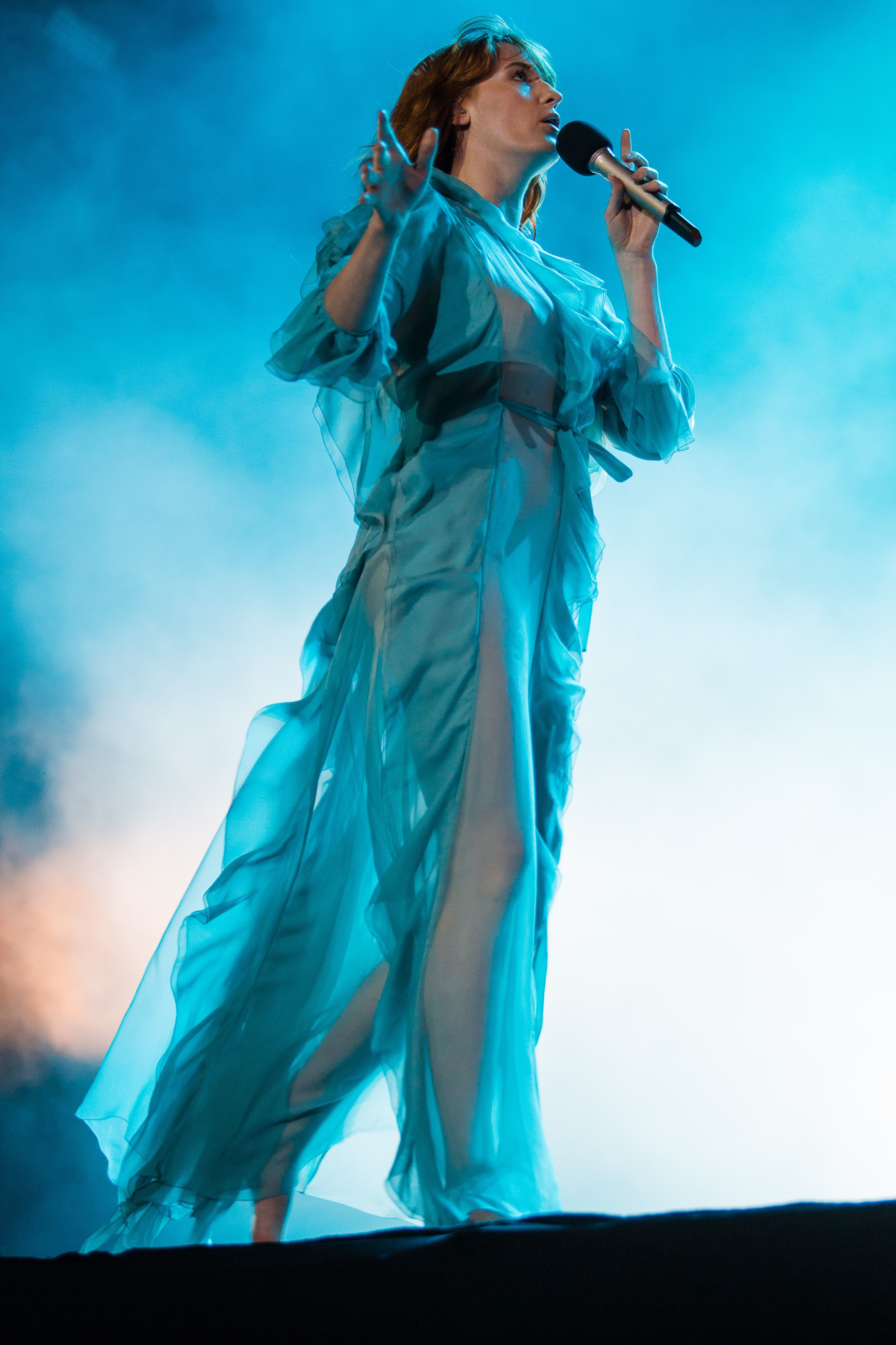 Gucci to dress Florence Welch on tour