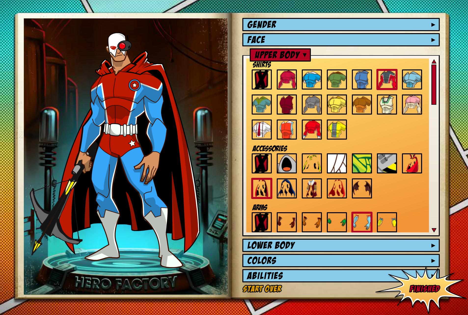 The Hero Factory Ctl Blooms Taxonomy Hero Factory Superhero Theme Party Hero