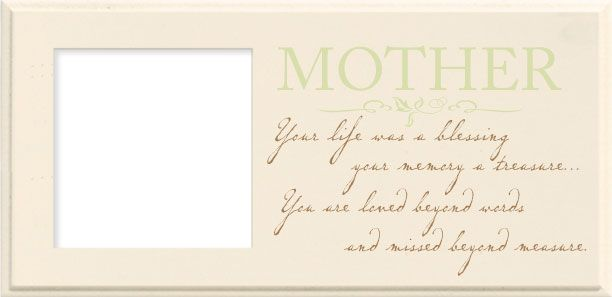 Loss of Mother Quotes Images | Loss of Mother Sympathy Frame ...