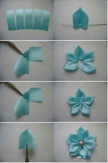 Photo of Sewing tape of training tape embroidery flowers salvabrani Artofit #artofit #b …