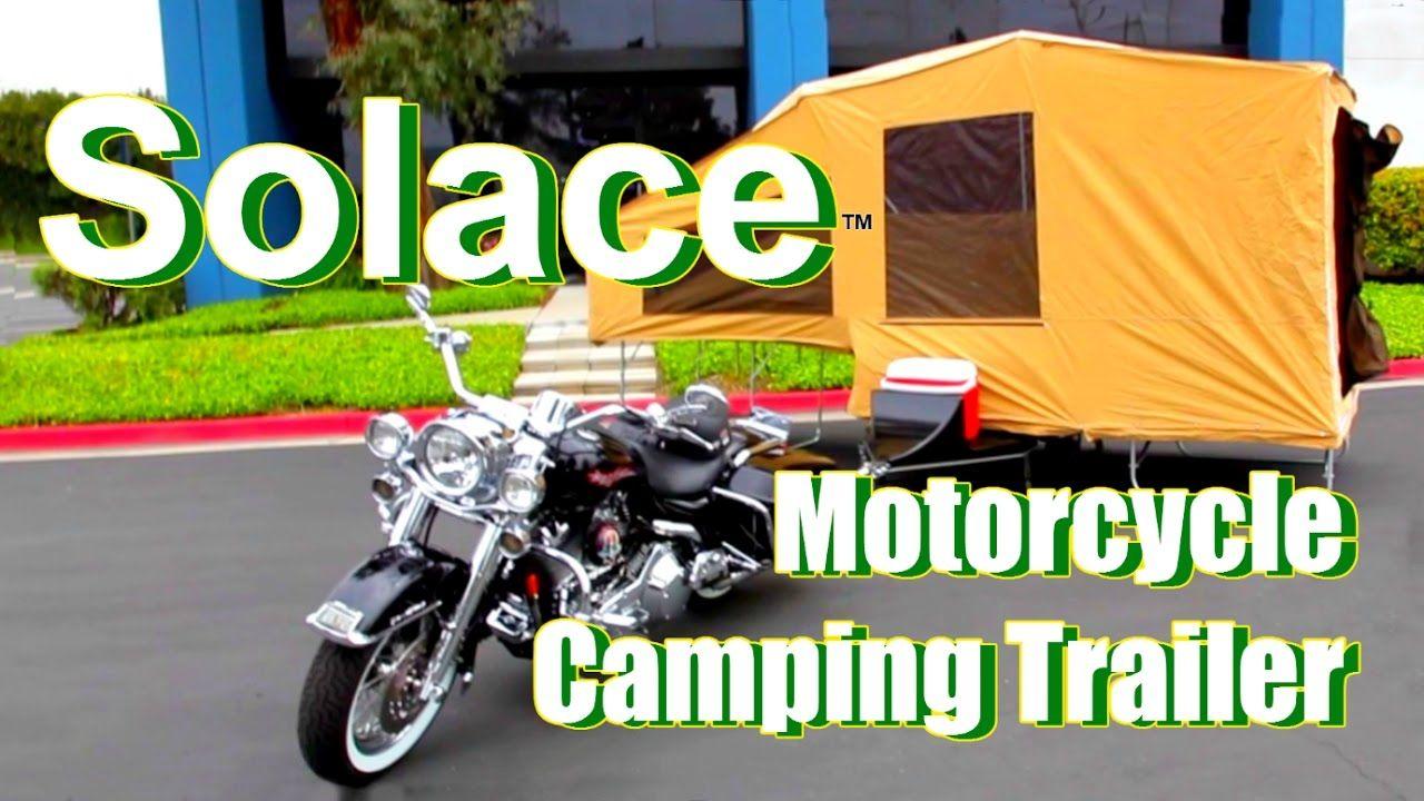 Motorcycle Camper Trailer Solace Videos Pinterest Escapade Wiring Diagram