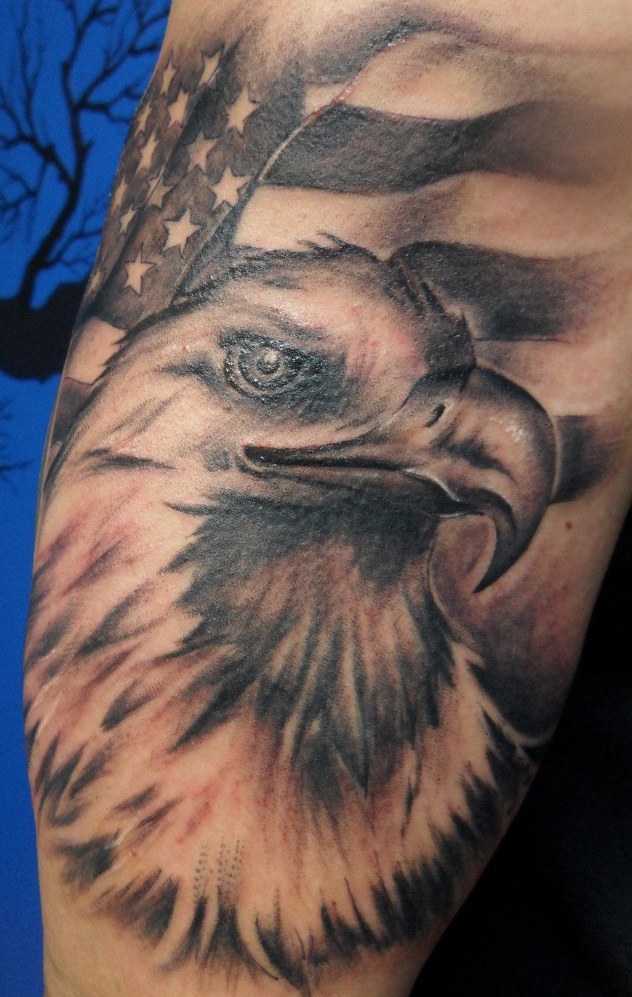 American eagle tattoos high quality photos and flash - Eagle Tattoos For Men Traditional Art Body Art Body Modification