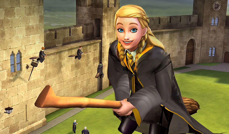Harry Potter Hogwarts Mystery Summons More Than 100 Million Since Launch Hogwarts Mystery Hogwarts Harry Potter