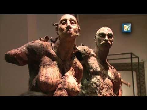 """""""Corpus, Terra"""" o la imperfección de la escultura - YouTube"""