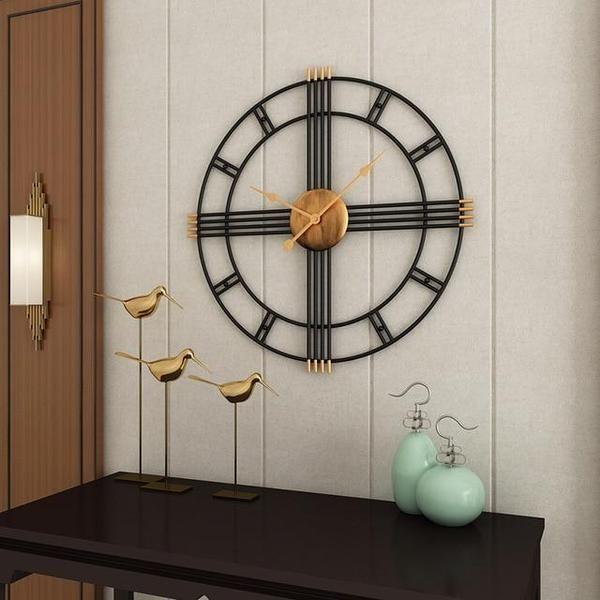 Pin On Wall Clock Design