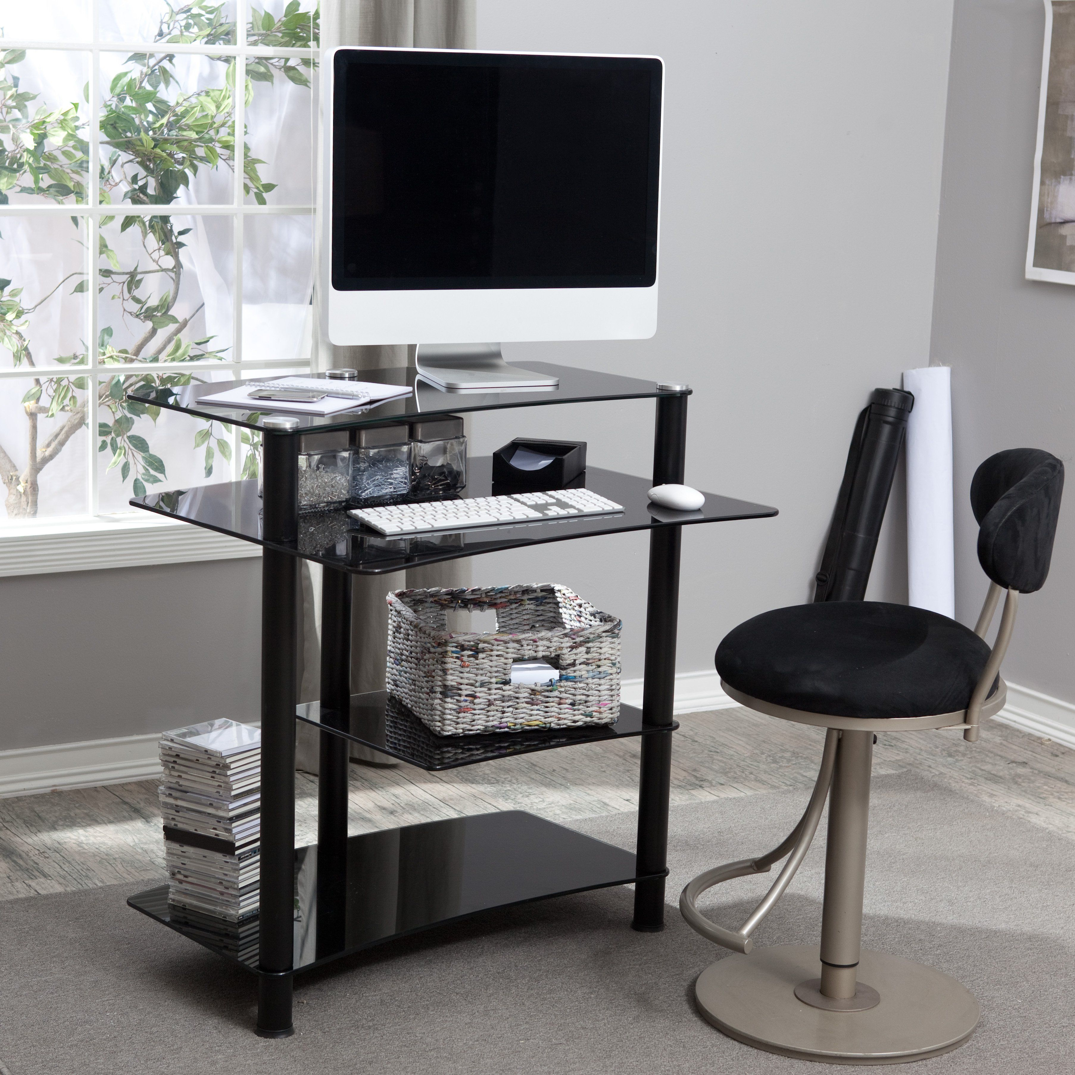 Mini Computer Desk Ideas  For Those Of You Who