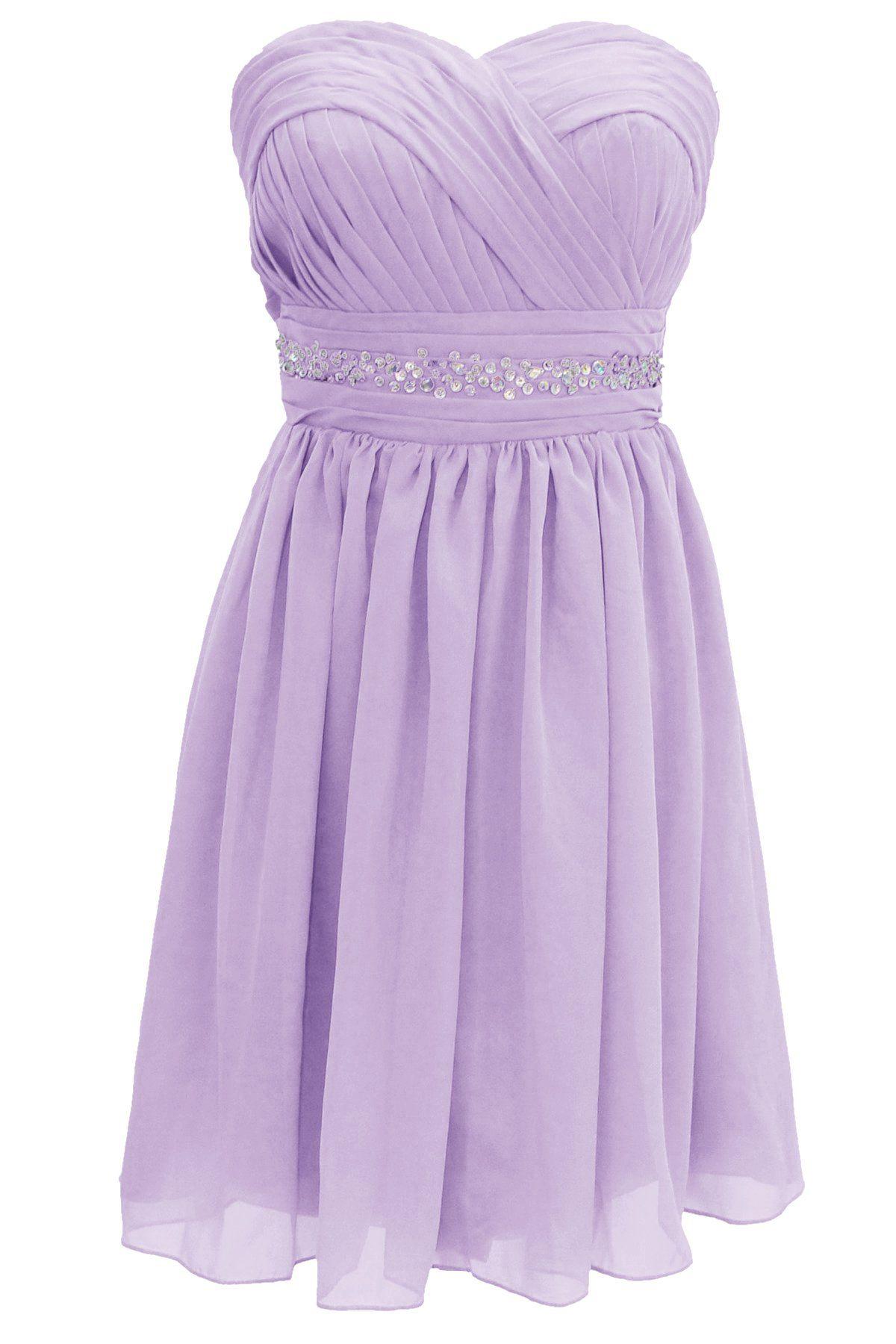 Dressystar Short Knee-length Mint Plus Size Bridesmaid Dresses Size ...
