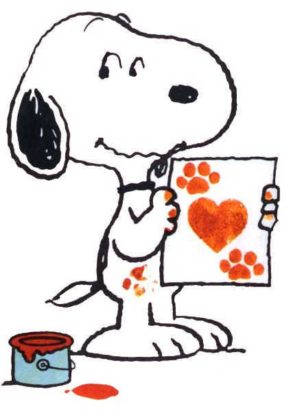 Happy Valentines Day From Mom, Buddy and Phoebe Muah Snoopy Wallpaper, Snoopy Pictures,