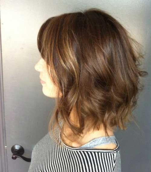 Mid Length Bob Hairstyles For Women 2016 Styles 7