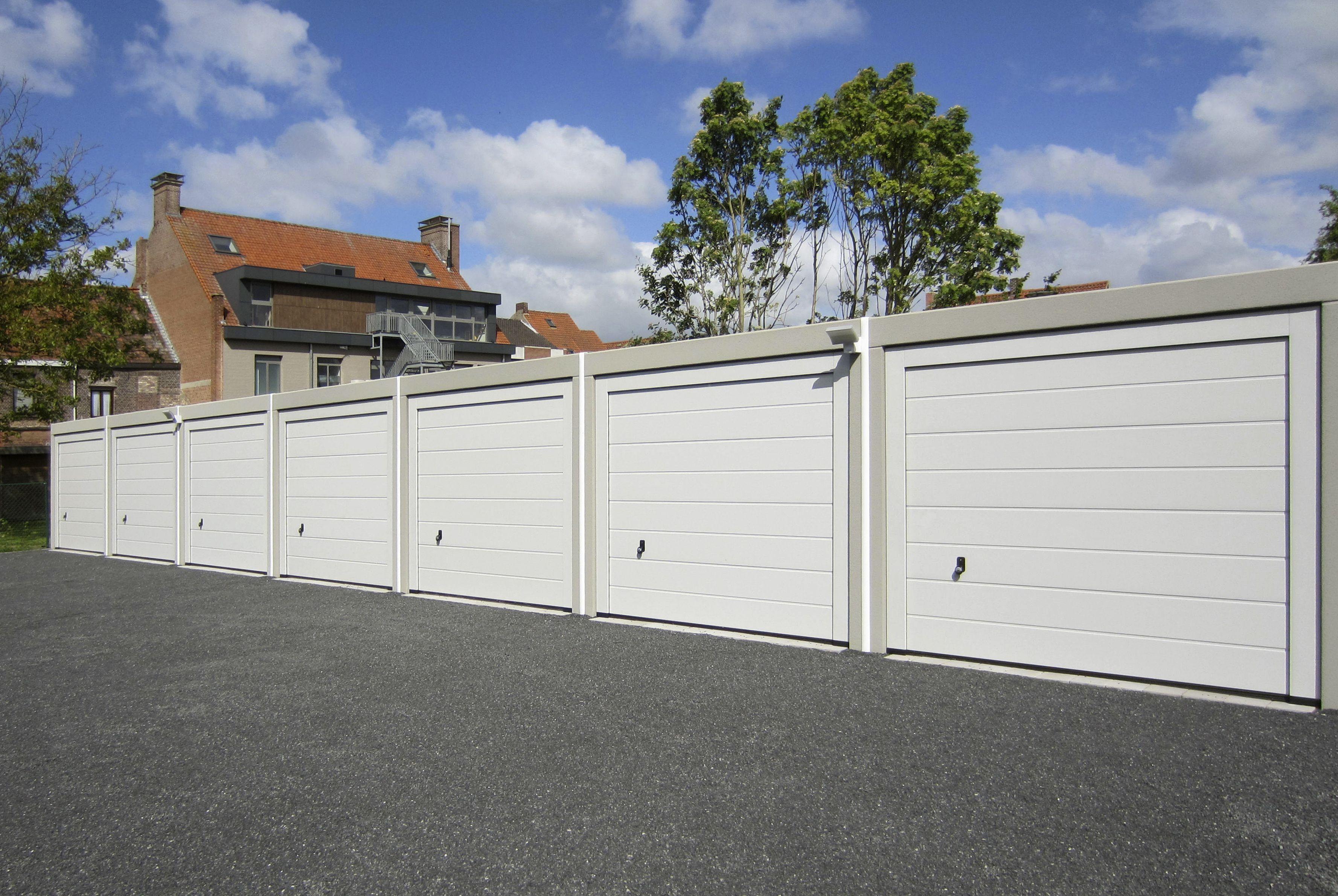 Prefab Garage Beton : Modulaire garages onze betongarages zijn makkelijk naast elkaar