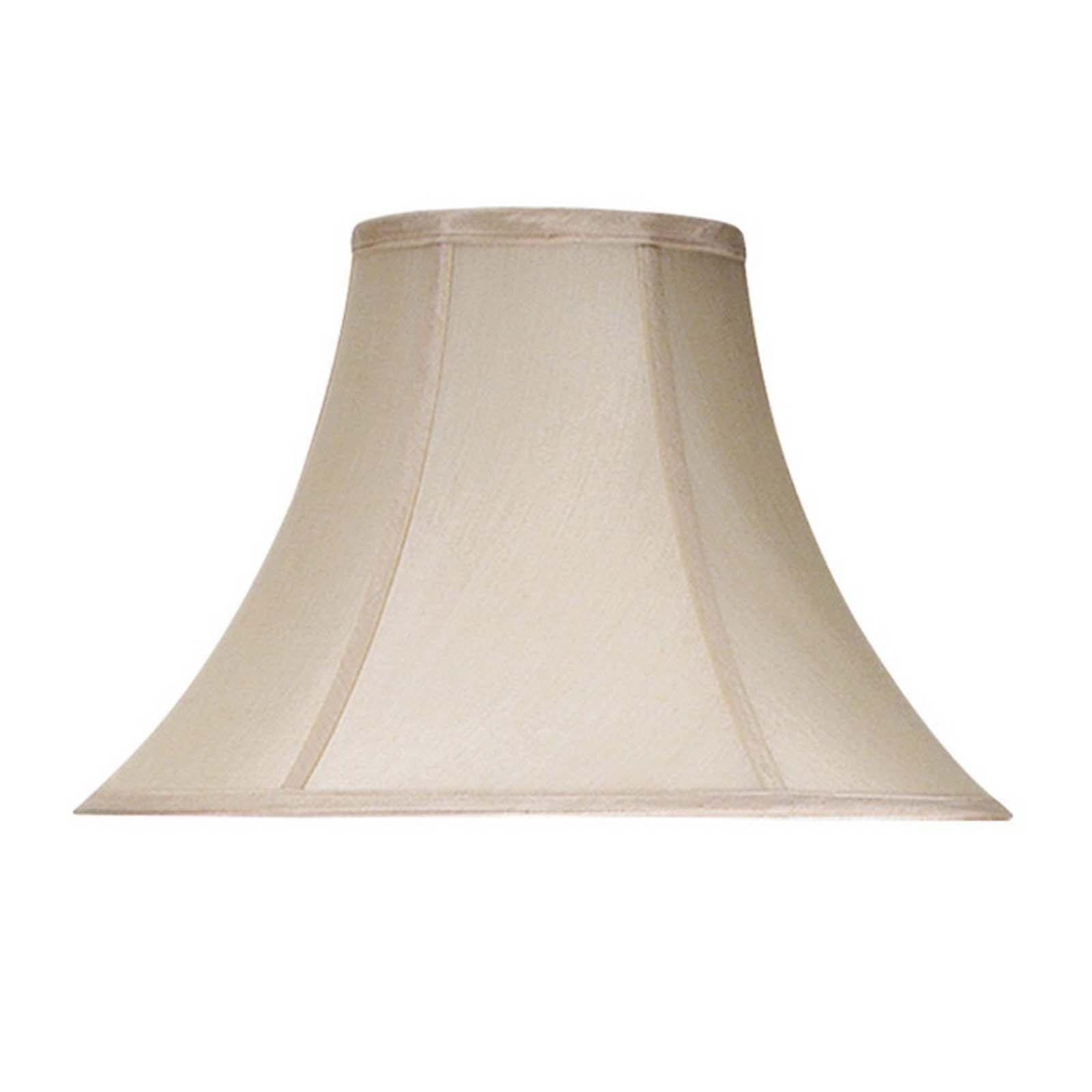 Cal Lighting Bell Silk Lamp Shade Small Lamp Shades Painting Lamp Shades Colorful Lamp Shades