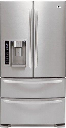 Lg Lmx25984st This Is My Dream Fridge Lg Appliances French Door Refrigerator Lg French Door Refrigerator