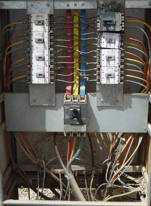 SWA glanding in Iraq 2009 A case of forget the BS7671 and NEC 2008