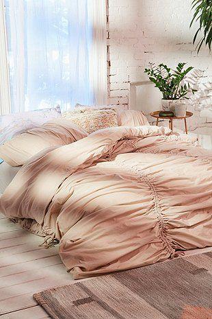 Bettbezug im Fallschirmdesign in Rosa Schlafzimmer, Schlafen