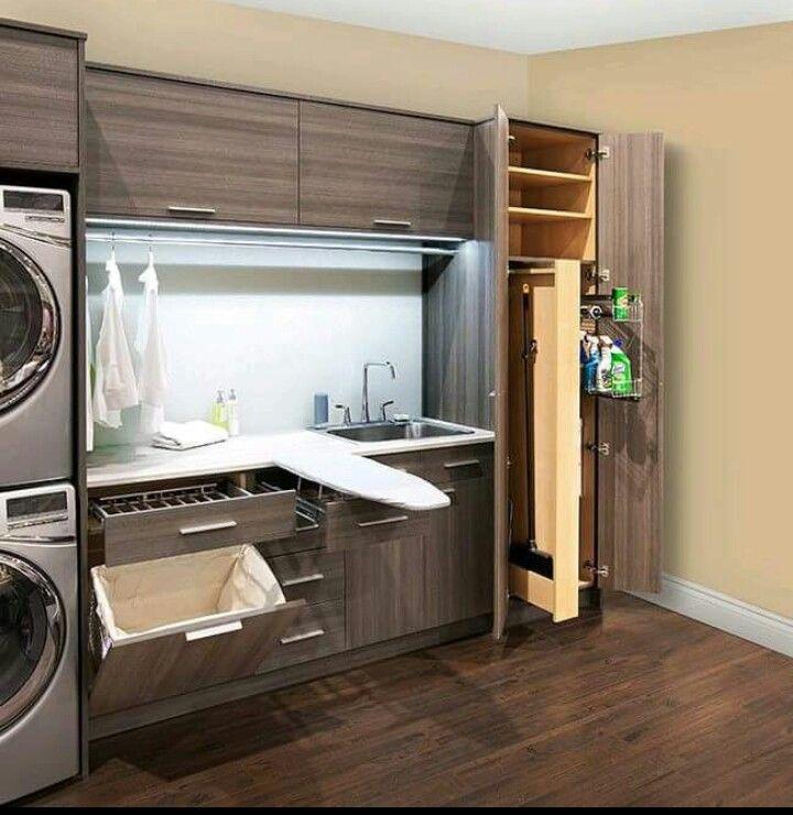 Cuarto de lavado casa pinterest cuartos de lavado y for Lavaderos practicos