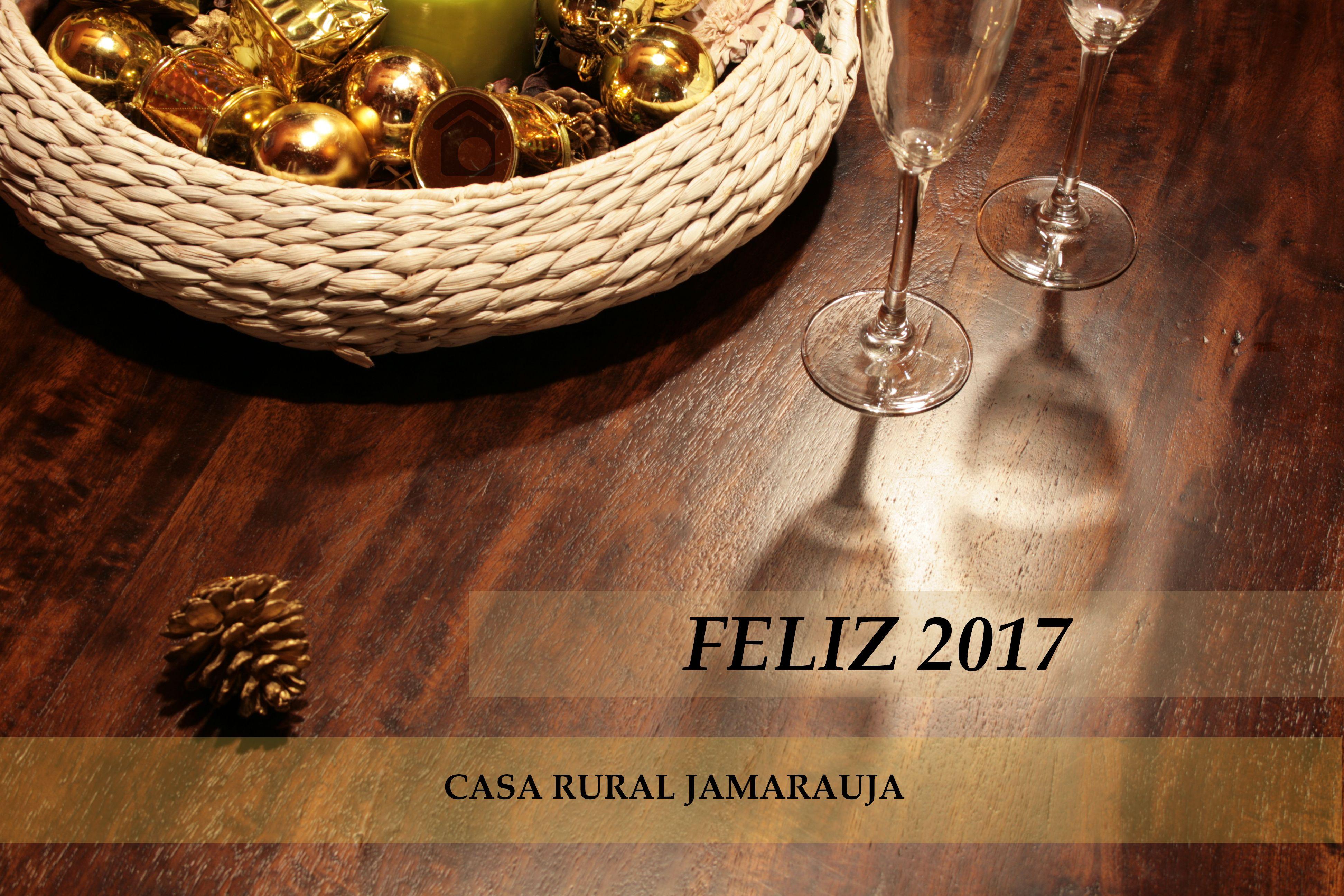 Feliz 2017 desde Jamarauja
