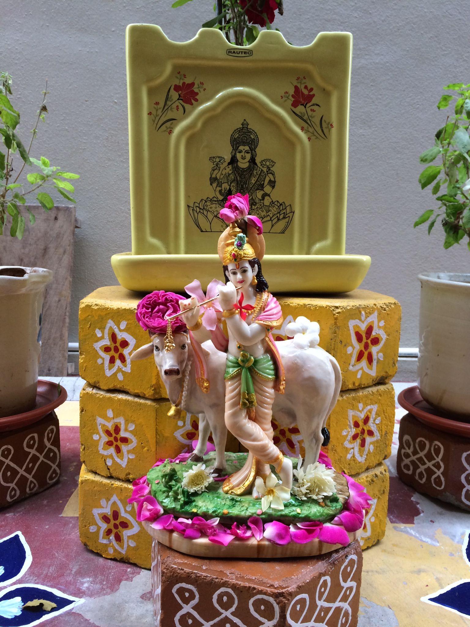 Pooja Rooms Krishna Statue Hare Krishna Krishna