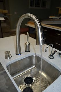 Delta Touch 2 0 Pilar Faucet With Soap Dispenser And Instahot In