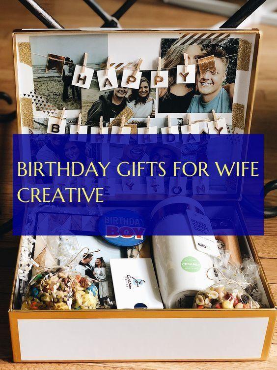 Birthday Gifts For Wife Creative Geburtstagsgeschenke Für Frau Kreativ