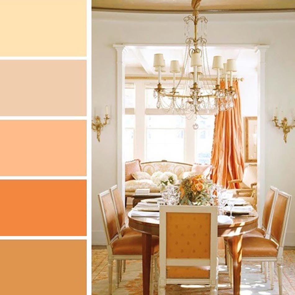 Comment Faire La Couleur Saumon palettes de couleurs afin de choisir les bonnes nuances pour