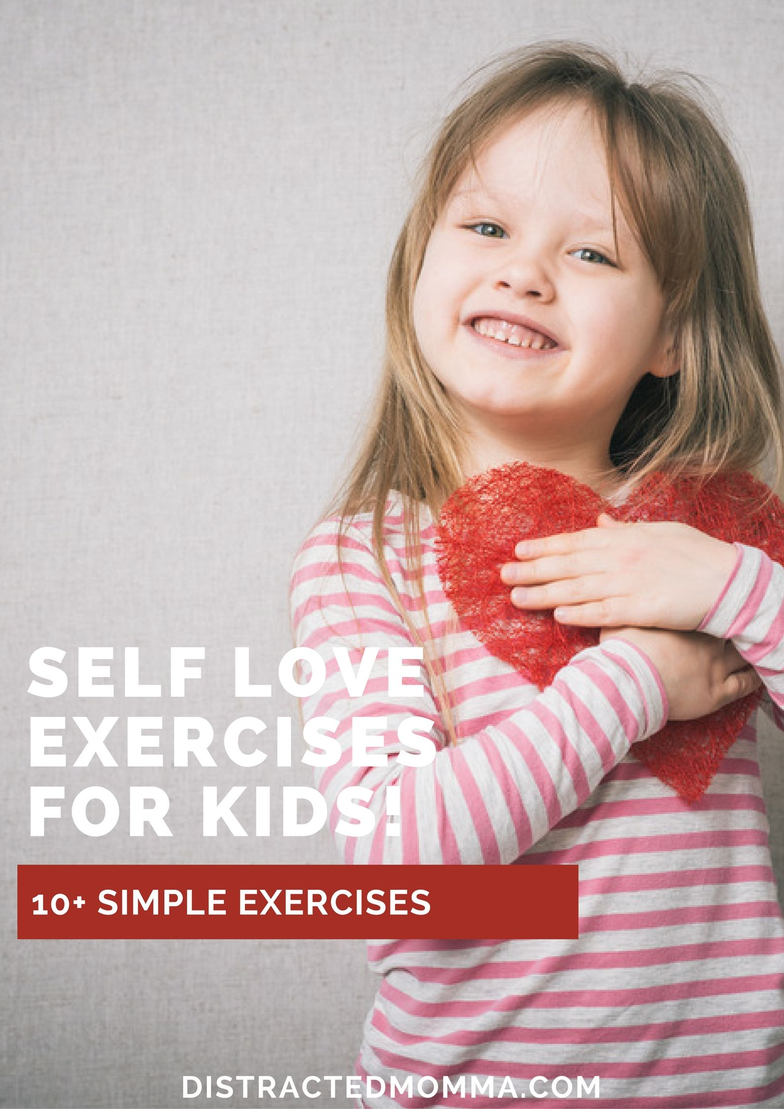 Discover The Best Self Love Exercises For Kids