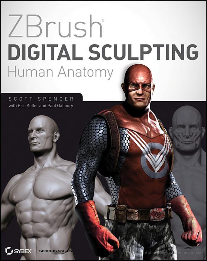 ZBrush Digital Sculpting Human Anatomy - Scott Spencer | 3D Models ...