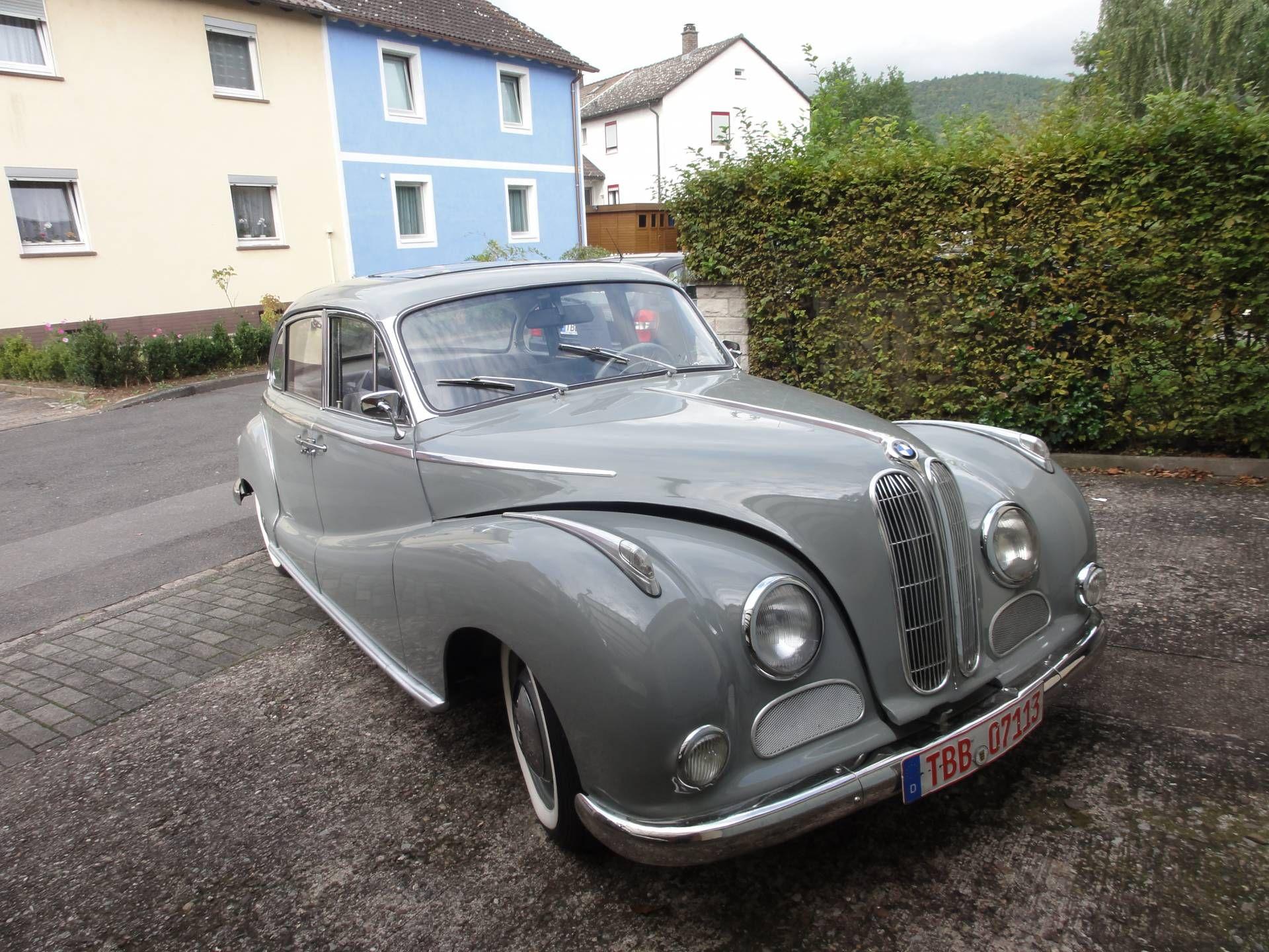 BMW - 502 -3,2 LITRI 1959 | auto d\' epoca | Pinterest | BMW, Classic ...