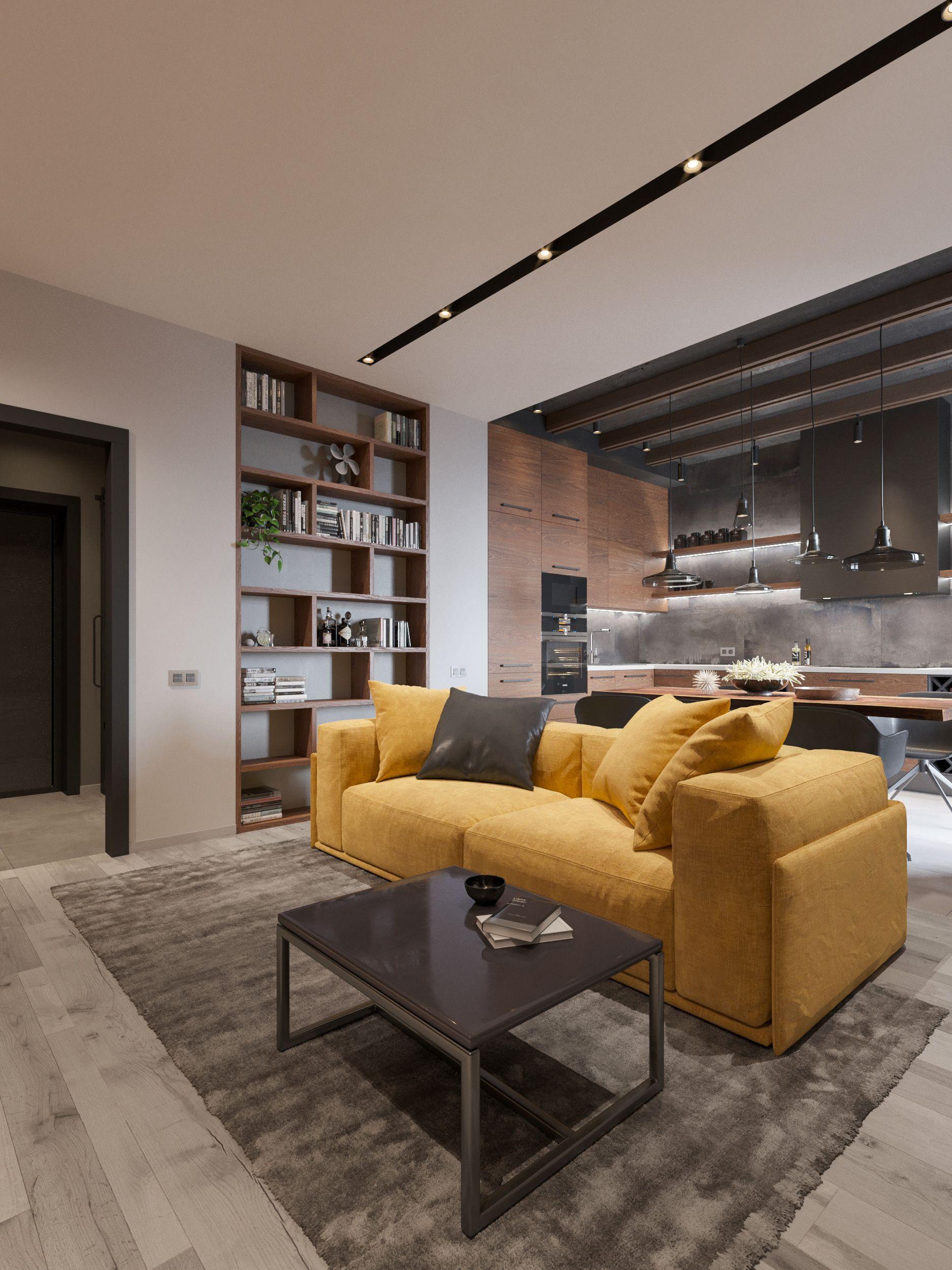 868 336 Exterior Home Design Ideas Remodel Pictures: Loft Interior Design, Apartment Interior, Loft Interiors