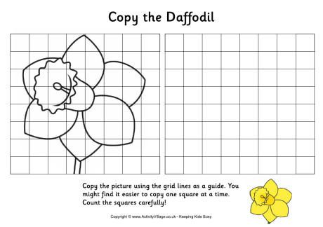 Beaver Grid Copy and lots of others - enlargement Grid Copy - 1 inch graph paper