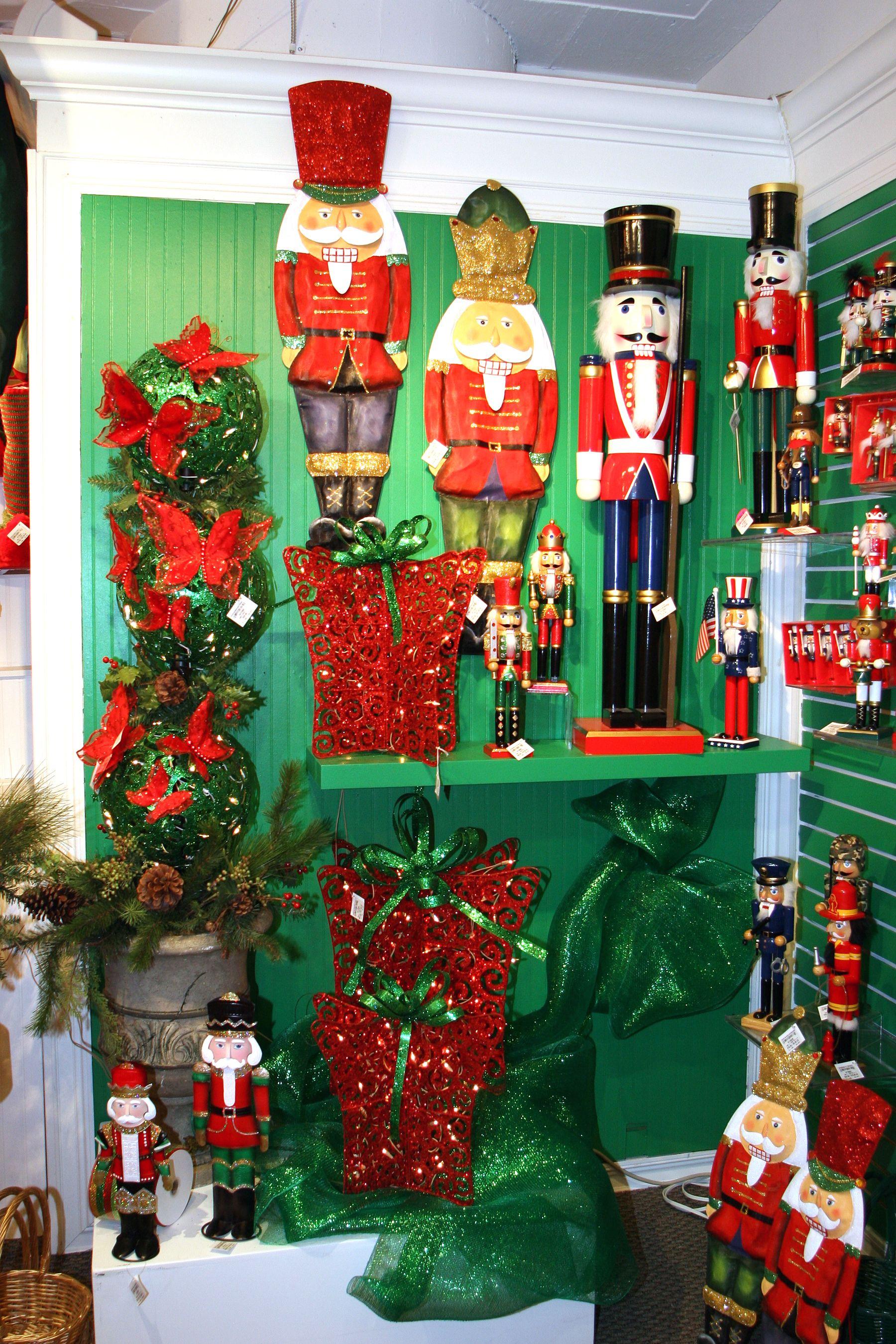 Wholesale Burton Burton Christmas Store Displays Christmas Display Nutcracker Christmas