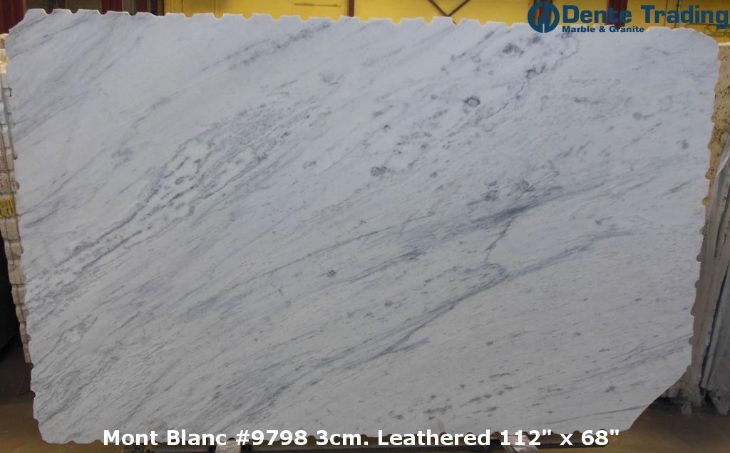 Mont Blanc Granite Leathered Similar To Marble Google Search