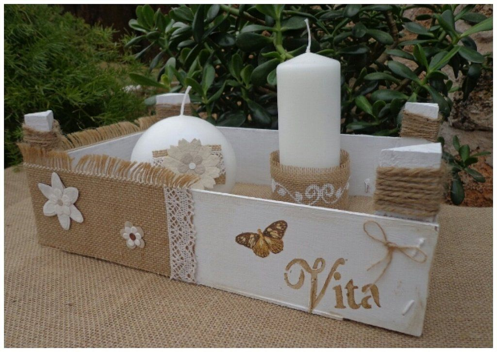 decoracion cajas fruta boda Buscar con Google Wedding Renewal