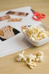 Kindergarten The 5 Senses Activities: Popcorn Science for All Five Senses!