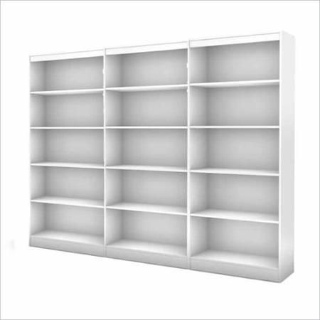 South Shore Axess 5 Shelf Wall Bookcase In Pure White   Walmart.com
