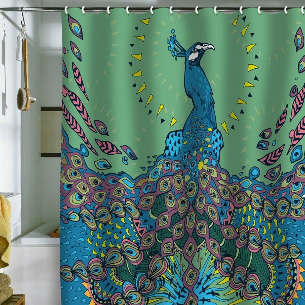 Best 25 Peacock Themed Bathroom Ideas On Pinterest