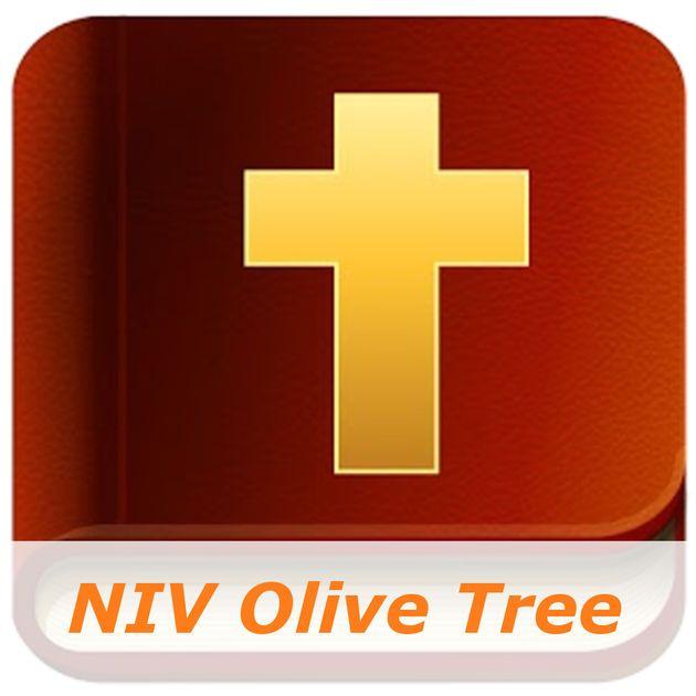 NEW iOS APP NIV Bibles By Olive Tree siriwit
