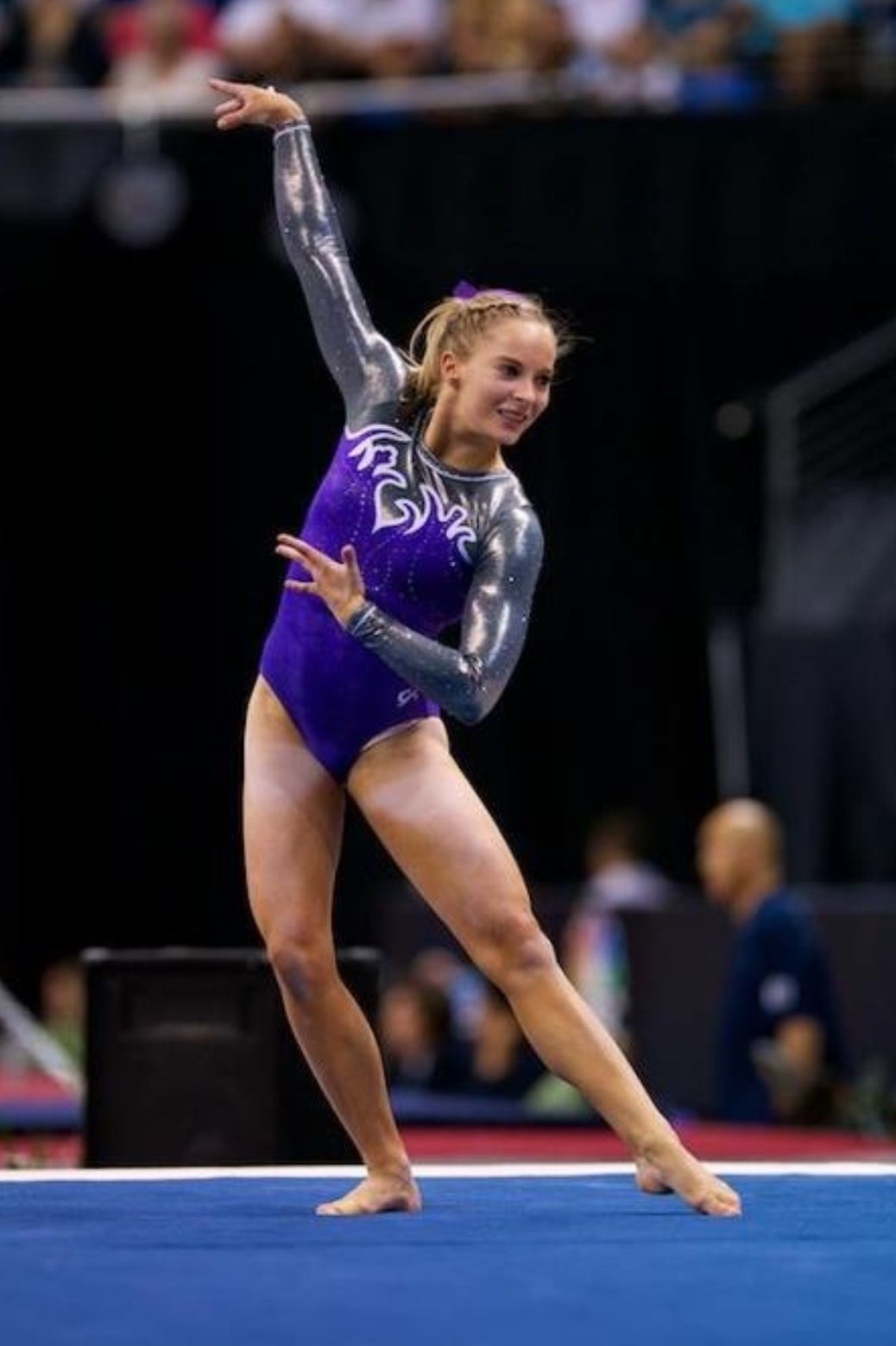 Mykayla skinner 39 s floor gymnastics pinterest for Floor gymnastics