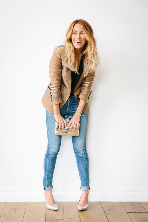 24a76d7523 See our favorite denim trends for fall. See our favorite denim trends for fall  Lauren Conrad Style ...