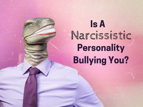 how to deal with a narcissistic person at work