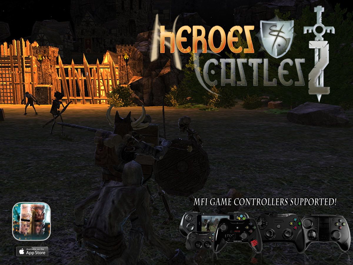 Heroes And Castles 2 Hero Castle Mfi