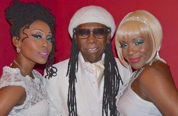 My Friend Kimberly Davis Back Up For Chic I Love Musicfav Musicians