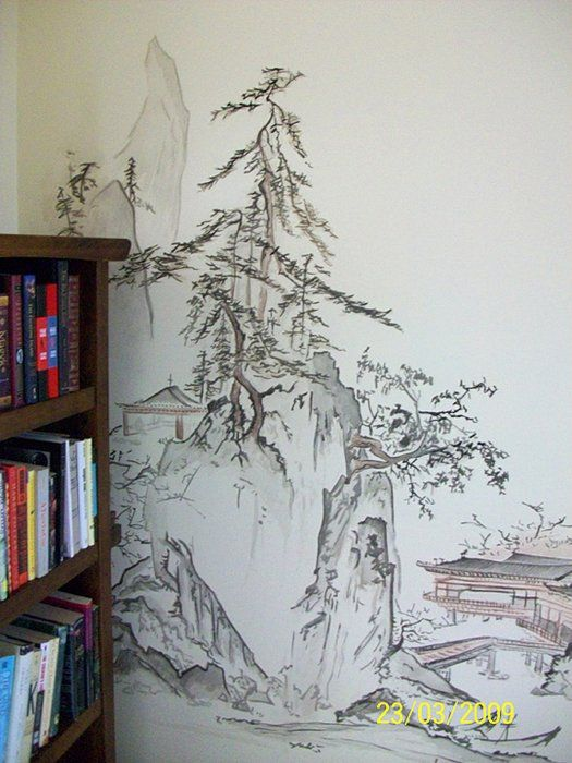 Japanese Wall Murals Google Search Bedroom Wall Painting Wall
