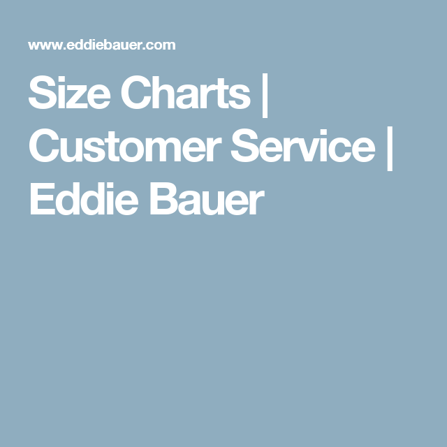 Size Charts Customer Service Ed Bauer Baby Growth