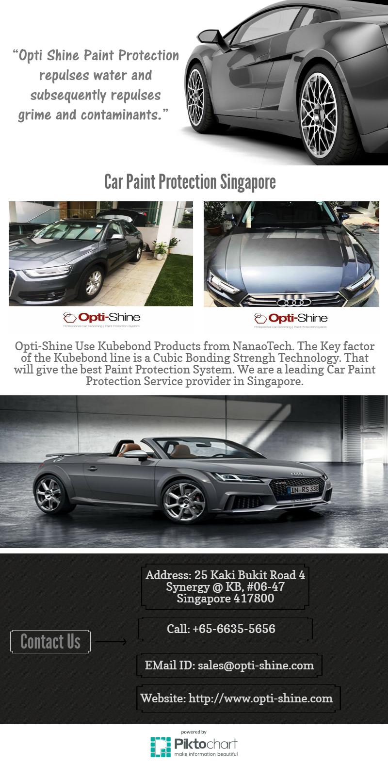 Idea by Opti shine on Car Paint Protection Singapore